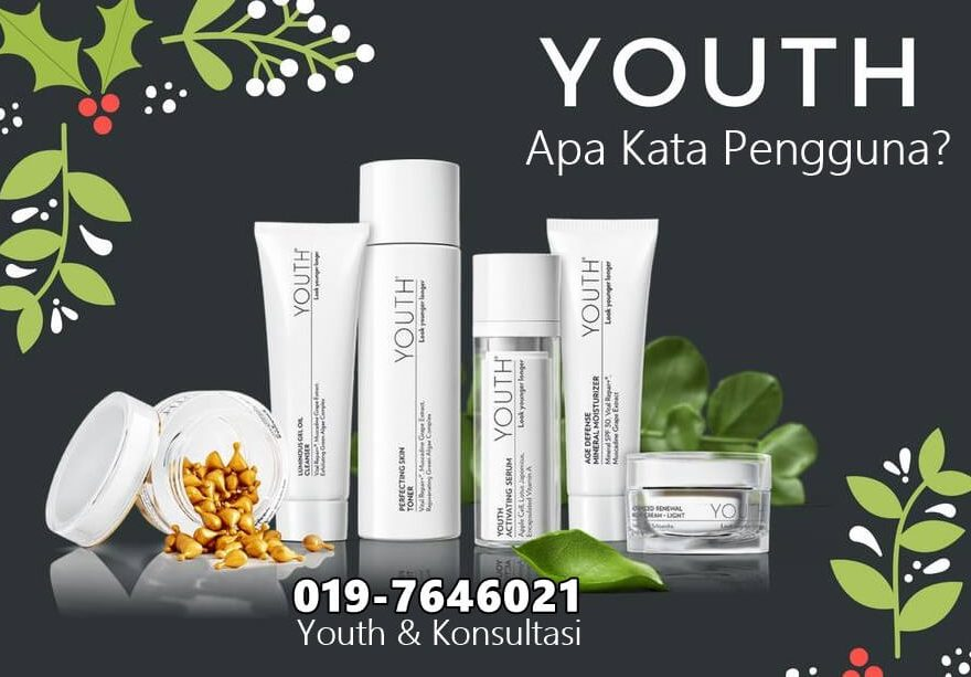 review skincare youth