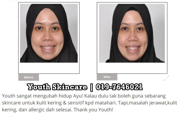 review pencuci muka youth