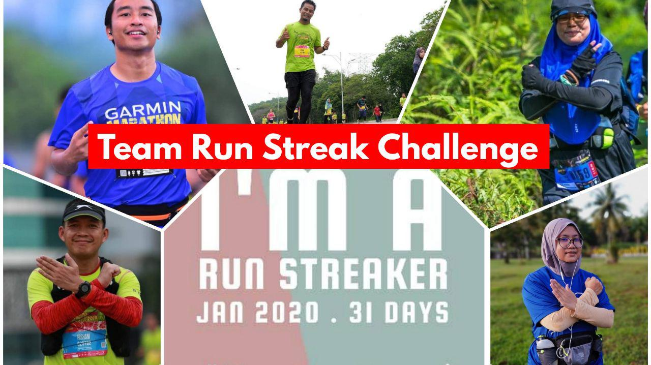 team run streak