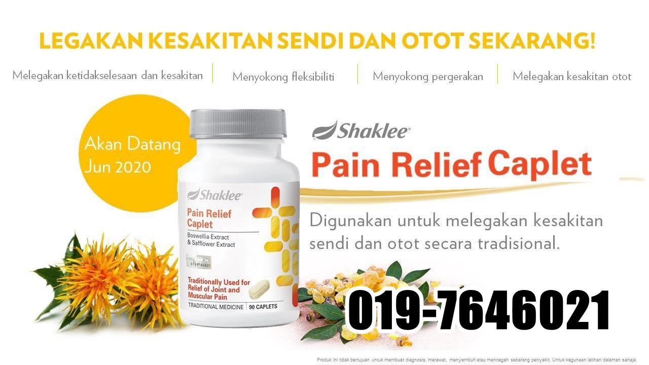 kaplet pain relief